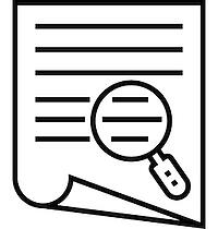 case study scenario icon