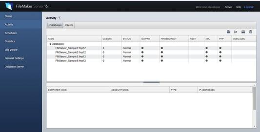 FM-Server-Sample-database