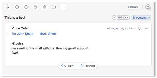 Improve email functionality in FileMaker 18 screenshot