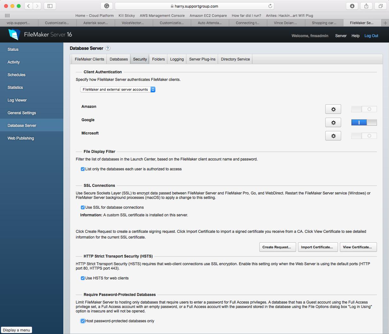 FileMaker Security Best Practices