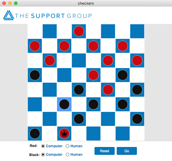 Fun with FileMaker Pro - checkers