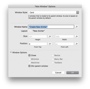 FileMaker Cards example 1