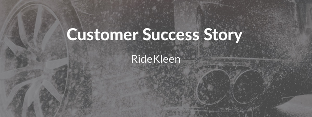 RideKleen Customer Success Story